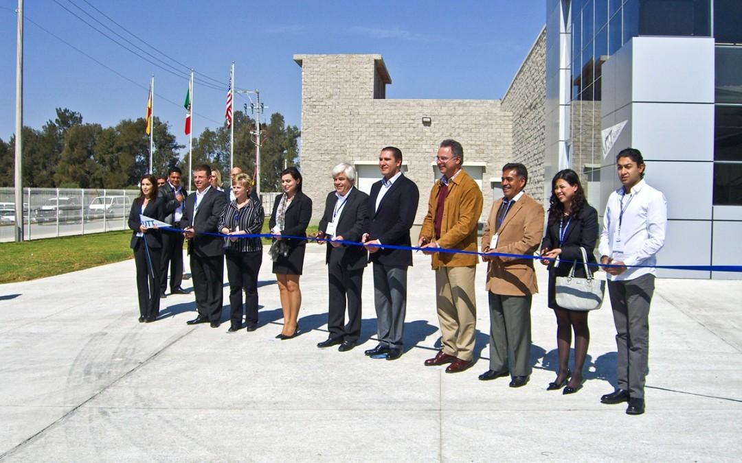 UTT goes global. Einweihungsfeier und Produktionsstart bei UTT de Mexiko