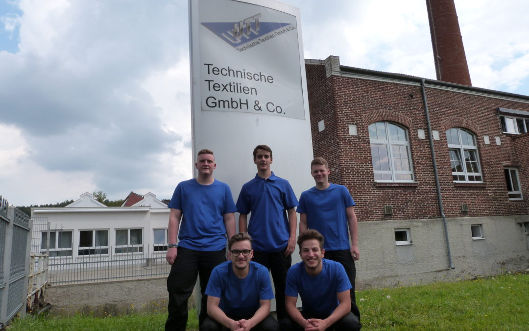 """Industry 5.0"" – Green light for the future of five apprentices at UTT!"