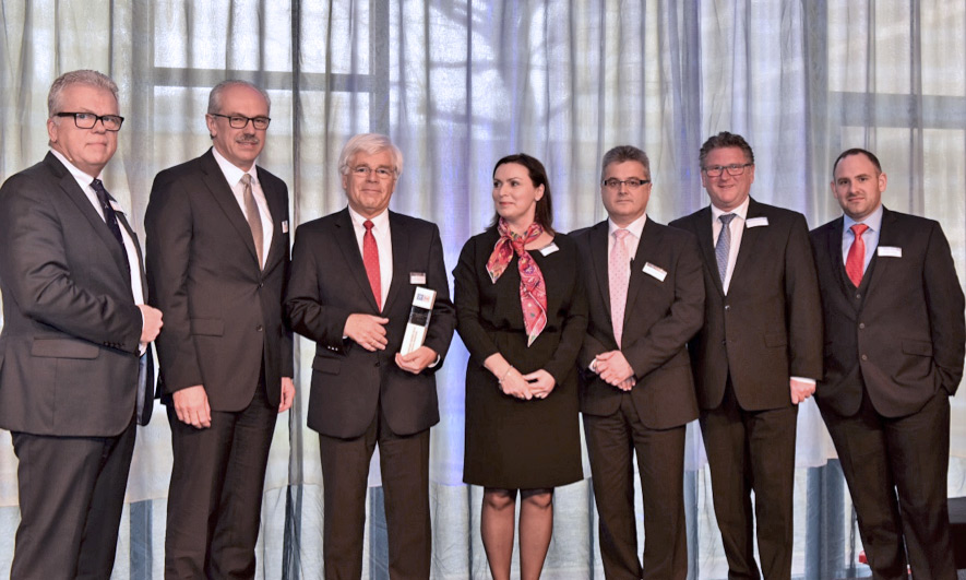 UTT – Winner of the ZF TRW Supplier Award